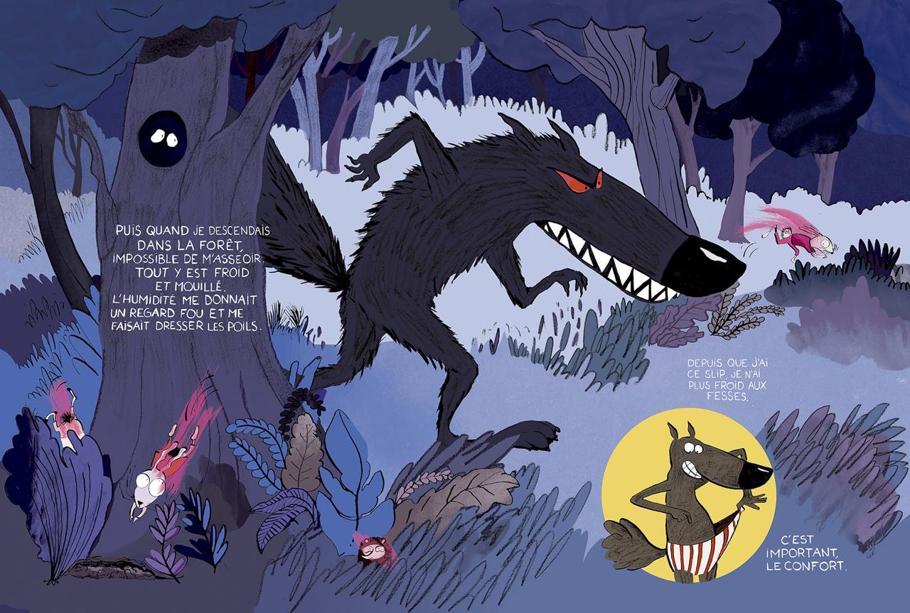 Le loup en slip-Ed Dargaud-2016